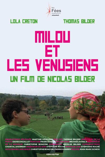 2009 – Milou et les vénusiens