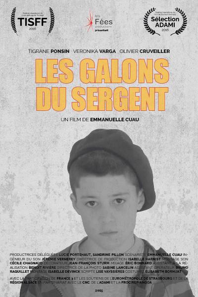 2015 – Les Galons du sergent