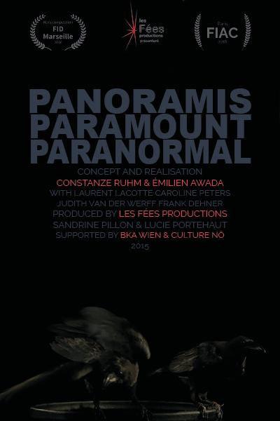 2015 – Panoramis Paramount Paranormal
