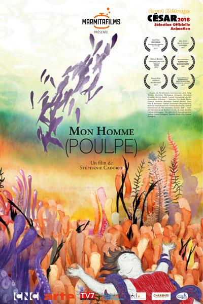 2016 – Mon Homme (Poulpe)