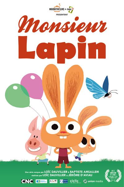 2016 – Monsieur Lapin