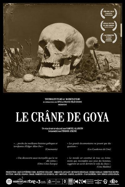 2018 – Le Crâne de Goya