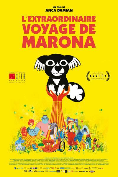 2019 – L'Extraordinaire Voyage de Marona
